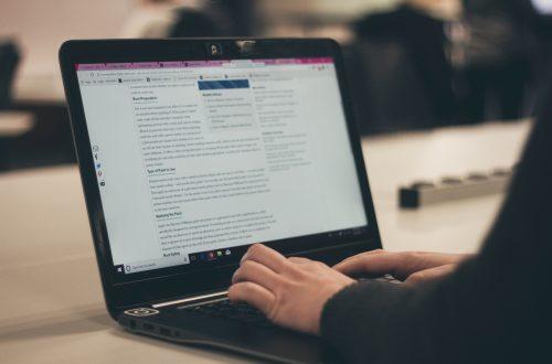 Consejos para crear un blog profesional