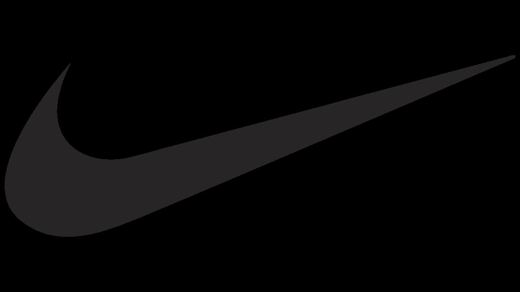 La limpieza del logotipo de Nike
